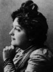 Retrato de Carmen de Burgos