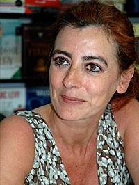Retrato de Ángeles Caso