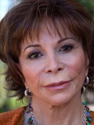 Retrato de Isabel Allende