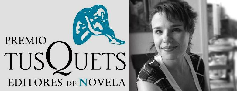 Betina González gana el VIII Premio Tusquets con Las poseídas