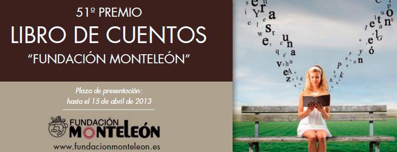 Convocado el LI Premio Libro de cuentos Fundación MonteLeón
