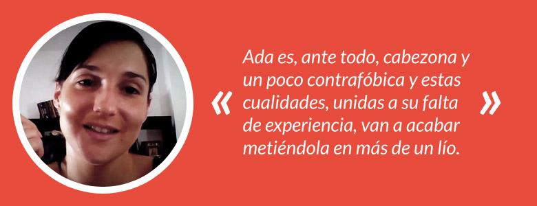 Entrevista a Clara Peñalver