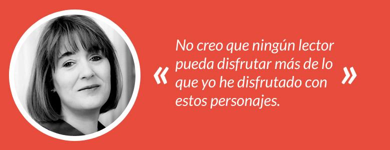 Entrevista a Marta Rivera de la Cruz