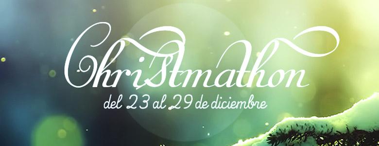 Maratón de lectura para Navidad, el Christmathon