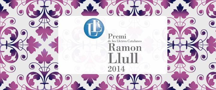 Care Santos, Premio Ramon Llull de novela 2014