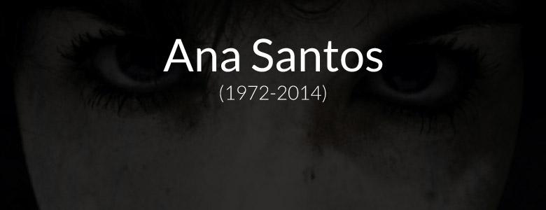 Fallece Ana Santos
