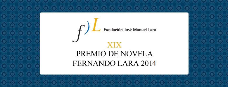 Marta Robles, Premio Lara de Novela 2013