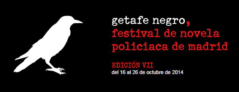 Getafe Negro, festival de novela negra