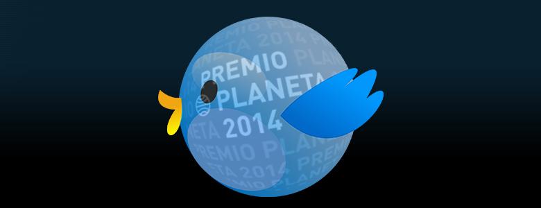 La cena del Premio Planeta en Twitter