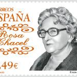 Rosa Chacel. Sello de 2007