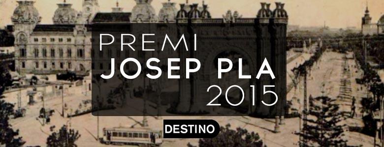 Premio Josep Pla 2015