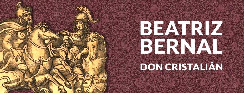 La primera novelista española, Beatriz Bernal