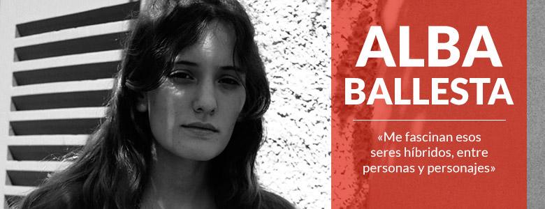 Entrevista a Alba Ballesta, autora de Rari nantes