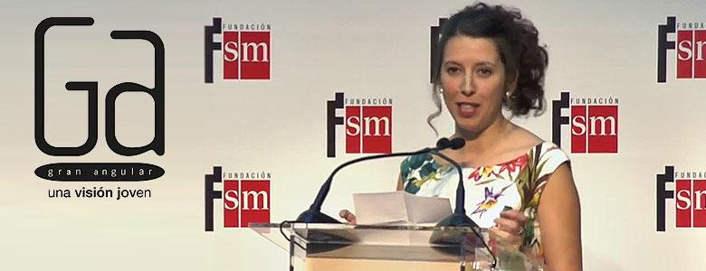 Patricia García-Rojo, Premio Gran Angular 2015