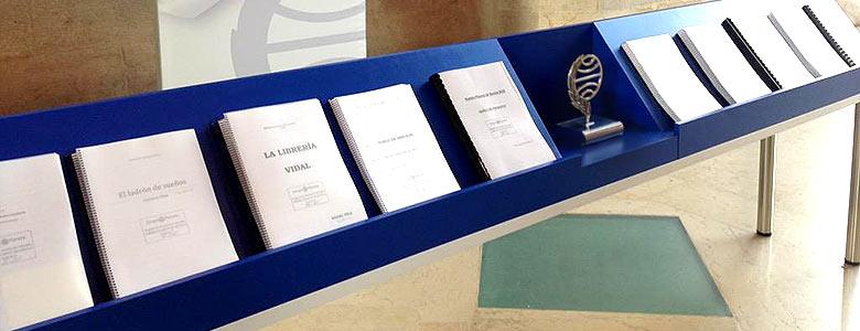 Los 10 manuscritos seleccionados como finalistas del Premio Planeta 2015. —de @Planeta
